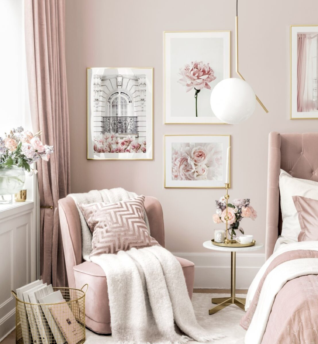 10 decorazioni low cost per la camera da letto idee e foto 8