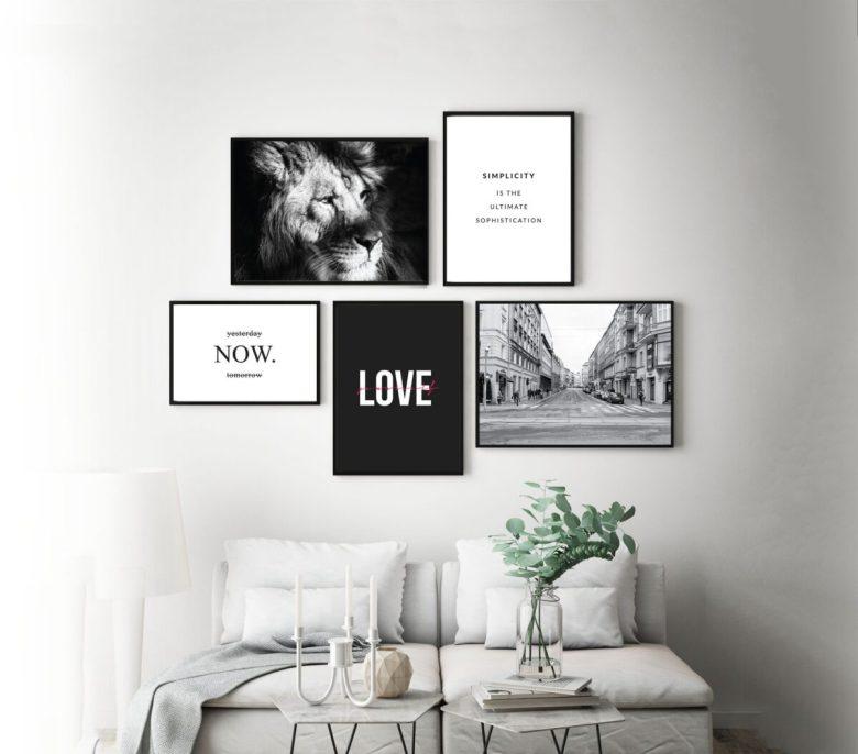 abbellire-casa-con-i-poster-10-idee-e-foto-01