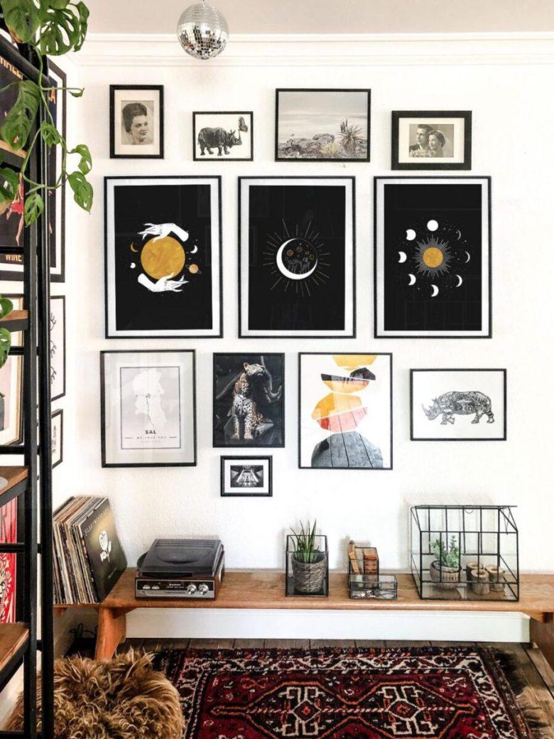 abbellire-casa-con-i-poster-10-idee-e-foto-06