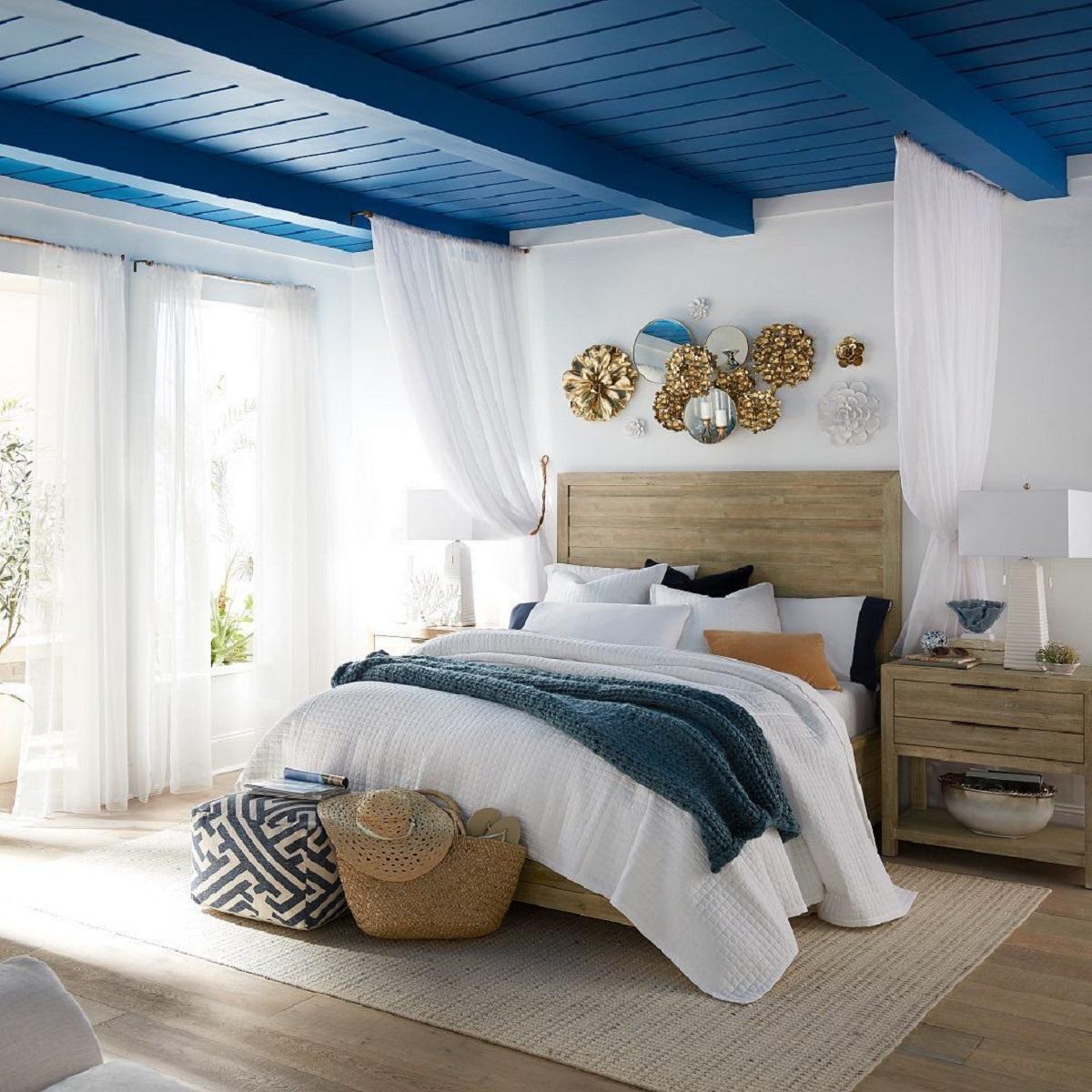 Arredare camera da letto stile mediterraneo: 10 idee e foto
