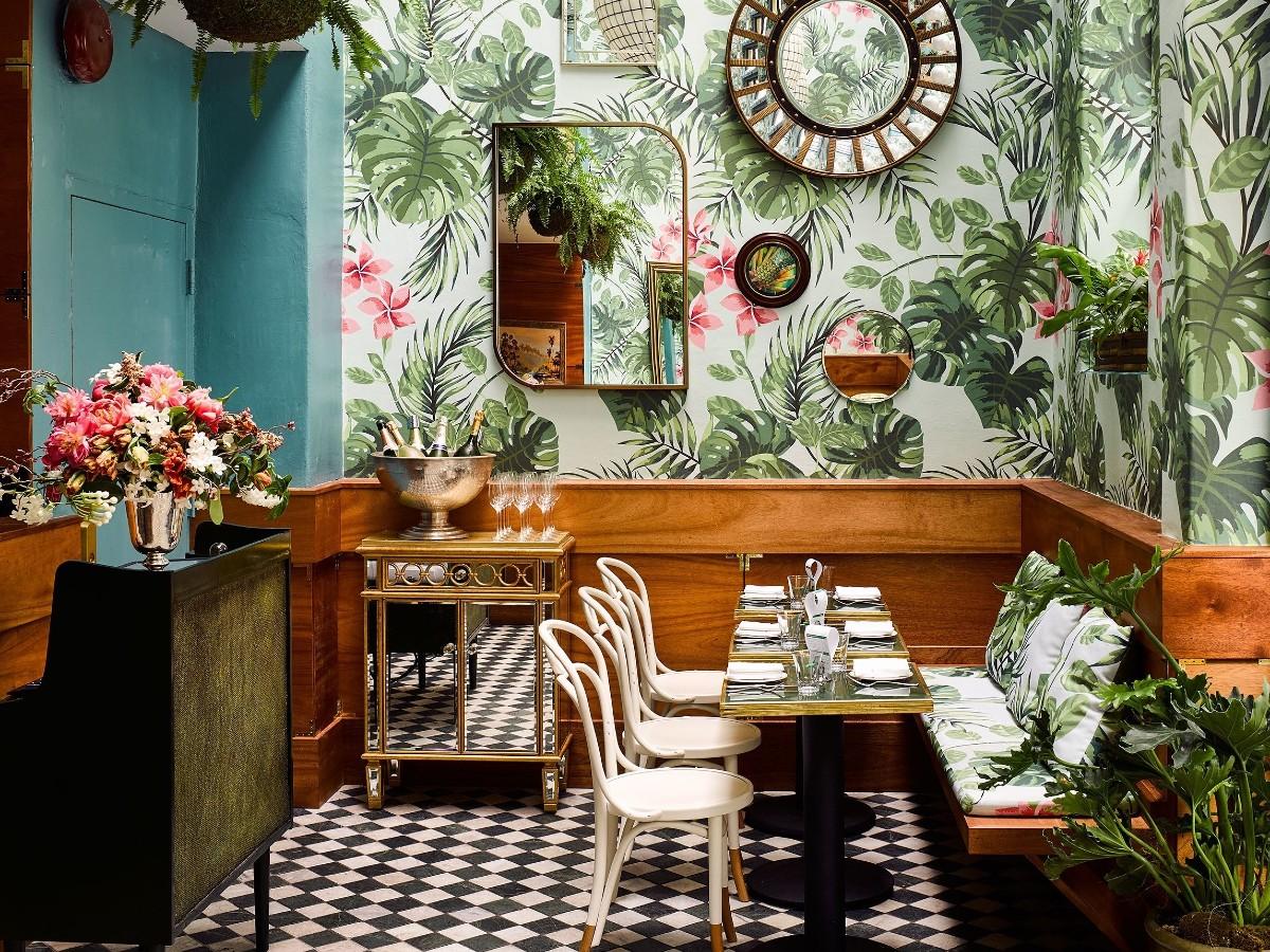 Decorazioni stile tropical: 10 idee e foto