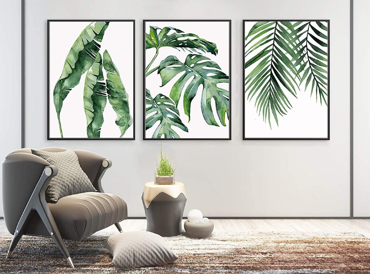 decorazioni stile tropical 10