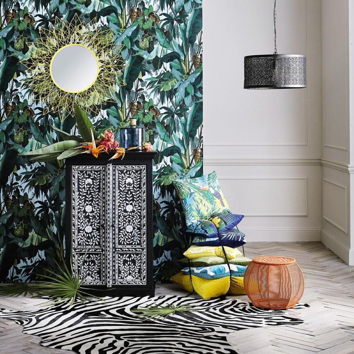 decorazioni stile tropical 12