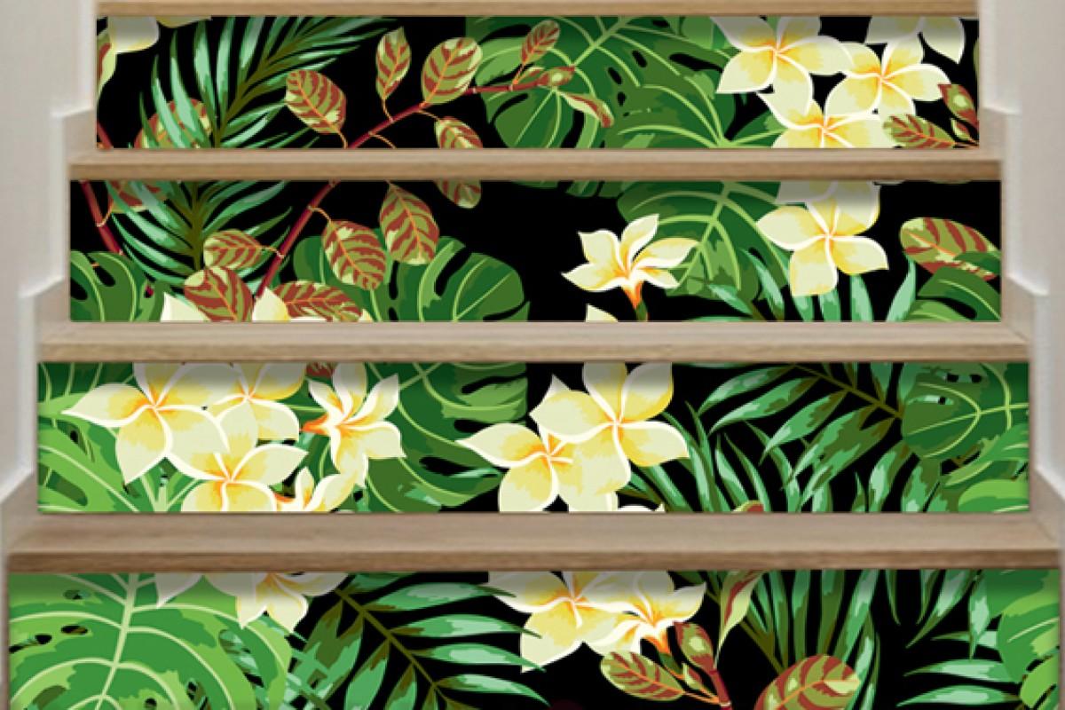 decorazioni stile tropical 2