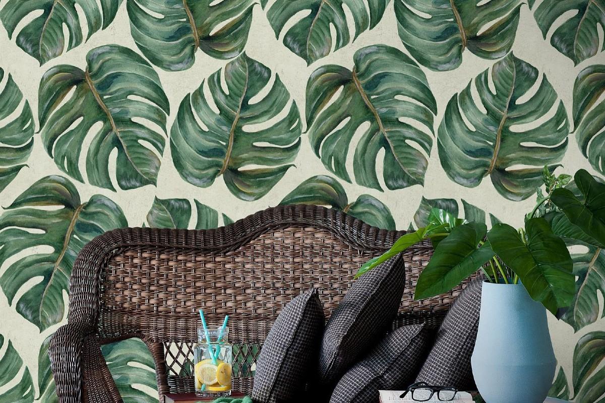decorazioni stile tropical 3