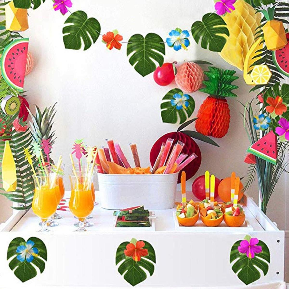 decorazioni stile tropical 4