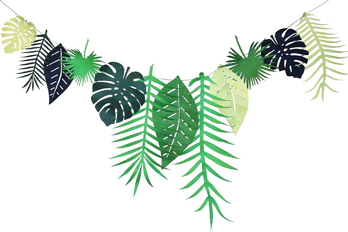 decorazioni stile tropical 6