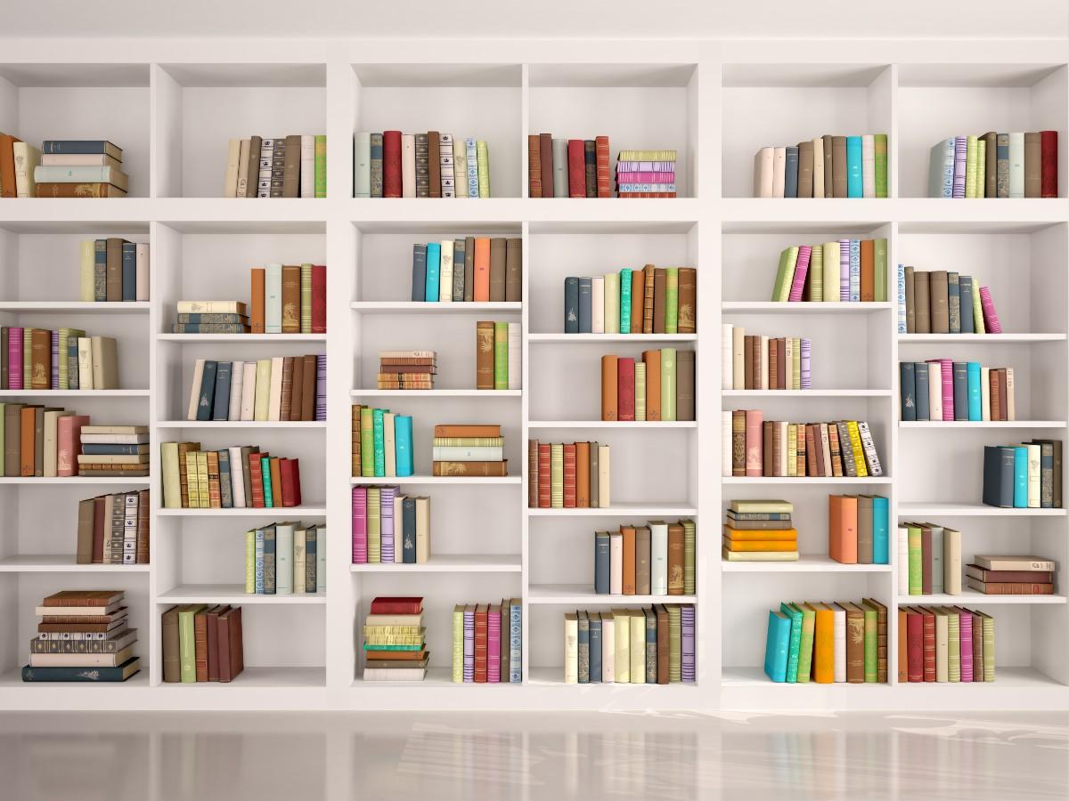 Libreria in soggiorno 10 idee e foto 5