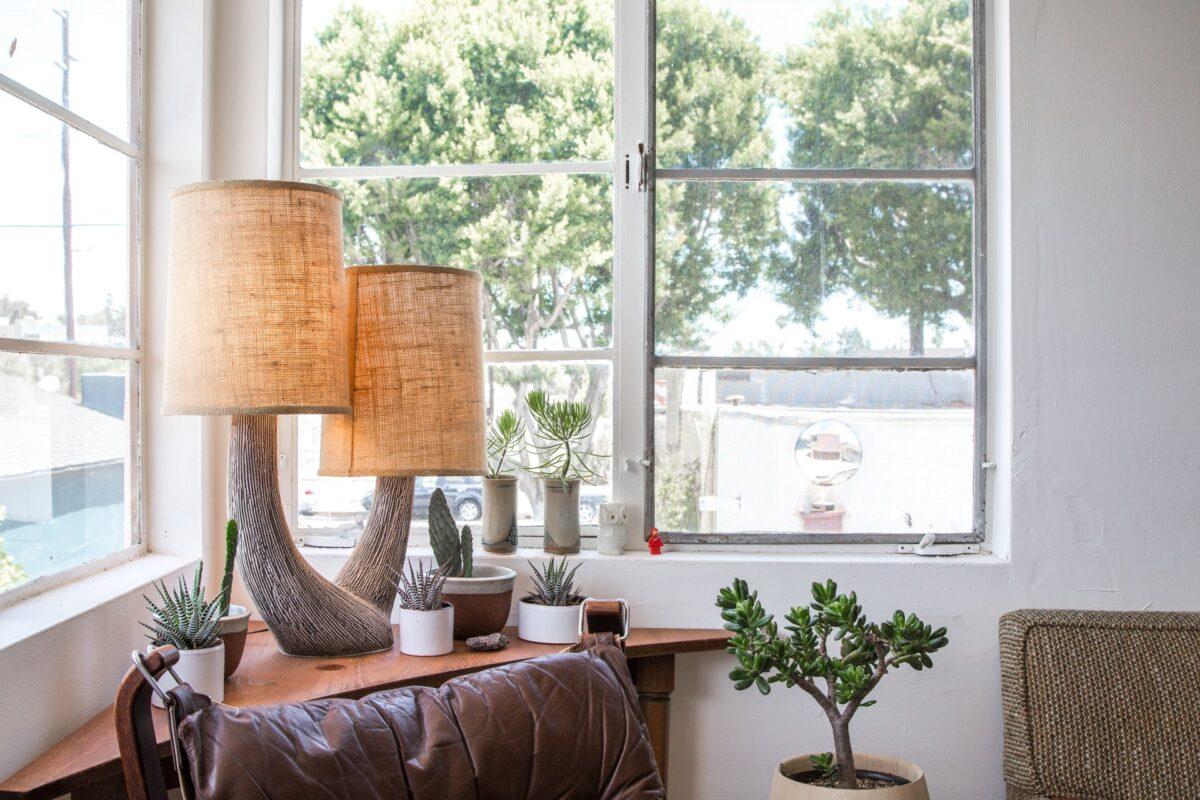 Abbellire un angolo anonimo del soggiorno: 10 idee e foto