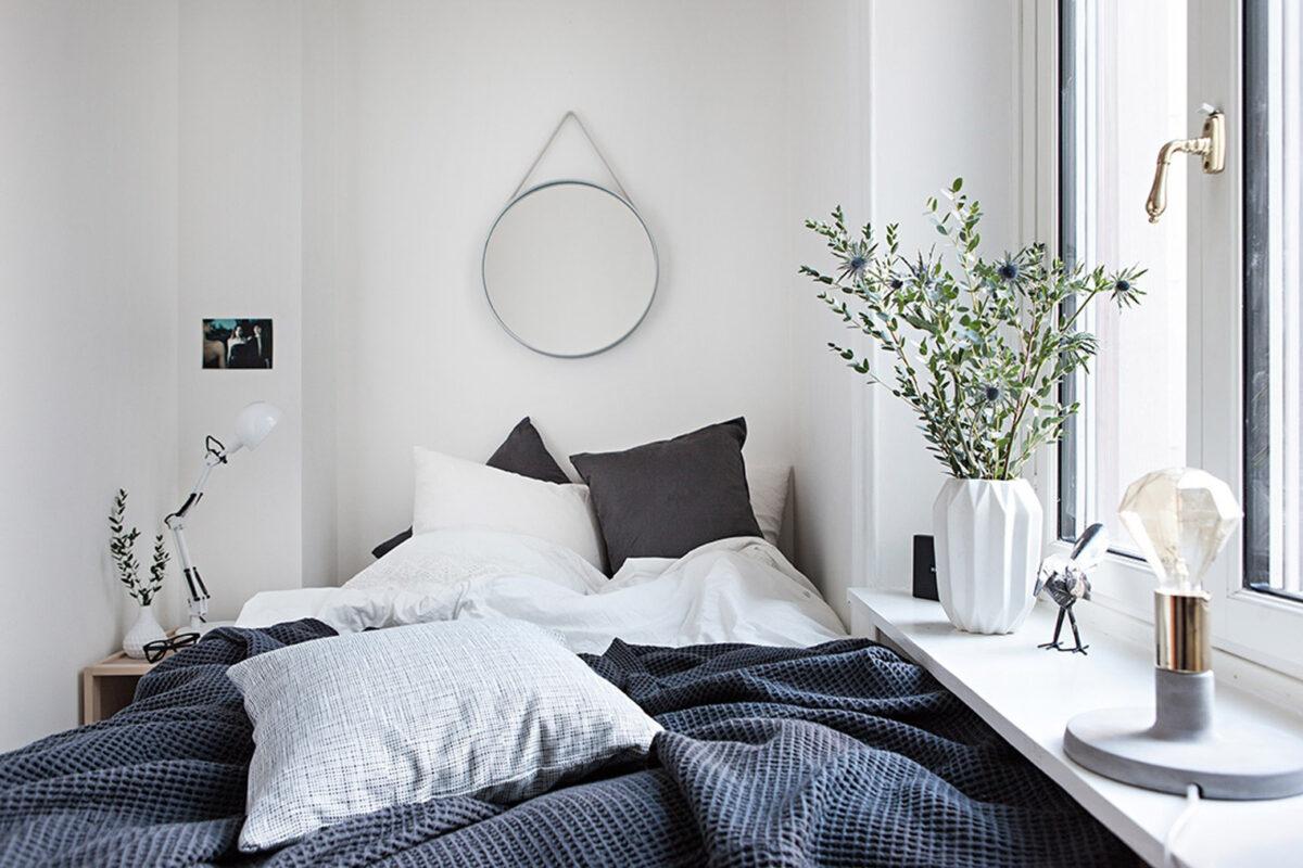Abbellire un angolo della camera da letto: 10 idee e foto