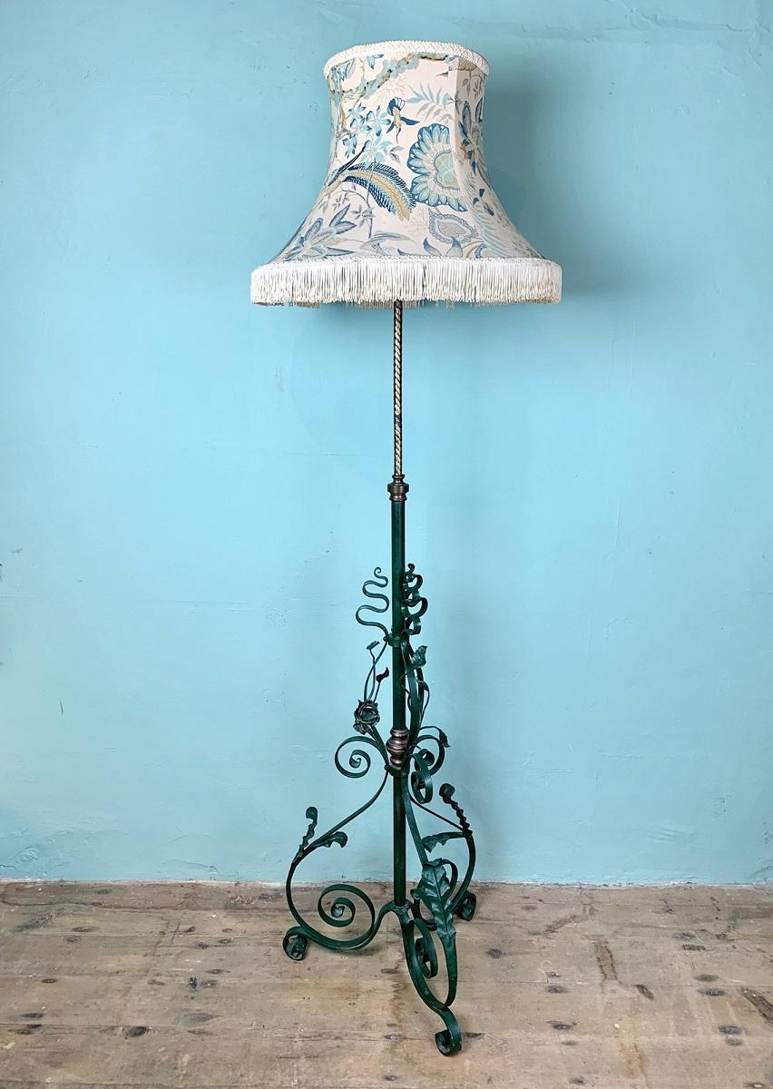 lampade-ferro-battuto-eleganti