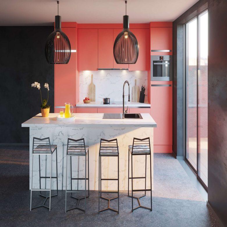 pareti-cucina-color-corallo-idee-foto-15