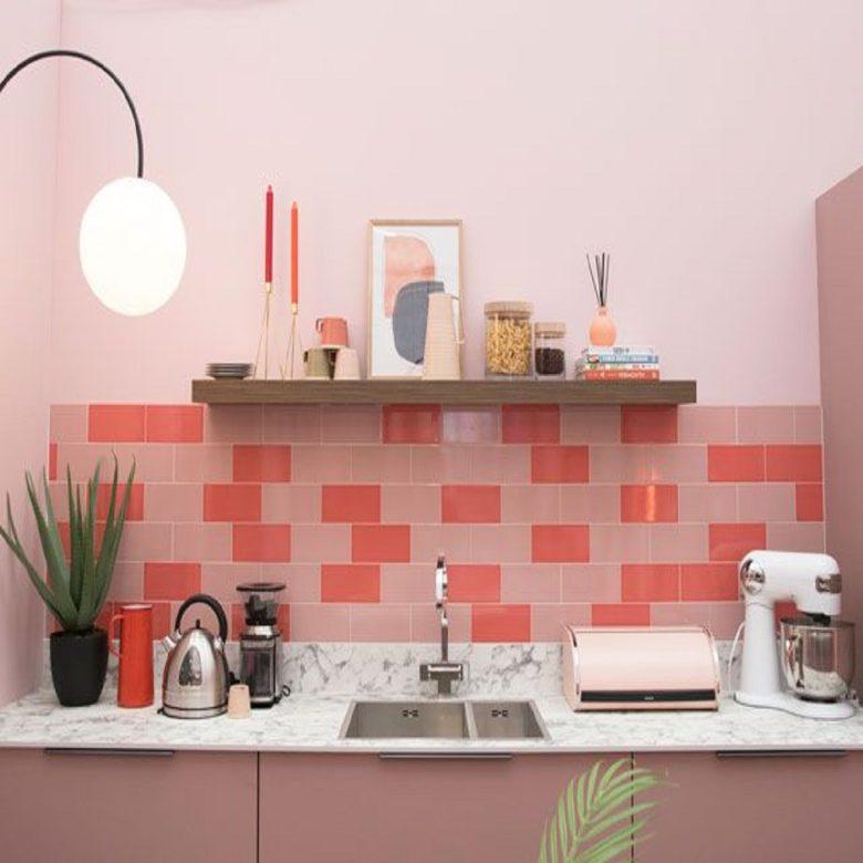 pareti-cucina-color-corallo-idee-foto-2