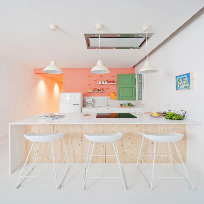 pareti-cucina-color-corallo-idee-foto-5