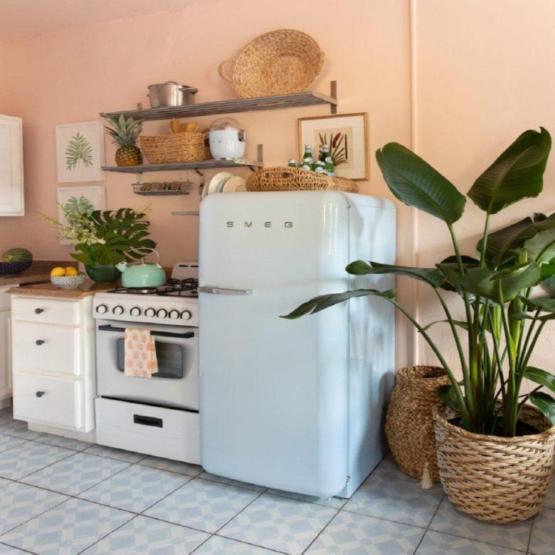 pareti-cucina-color-corallo-idee-foto-8