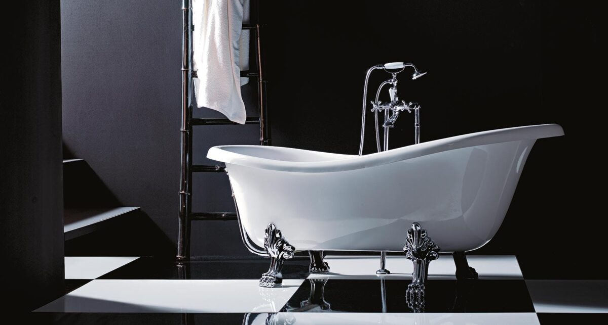 Vasca da bagno freestanding: 10 idee e foto