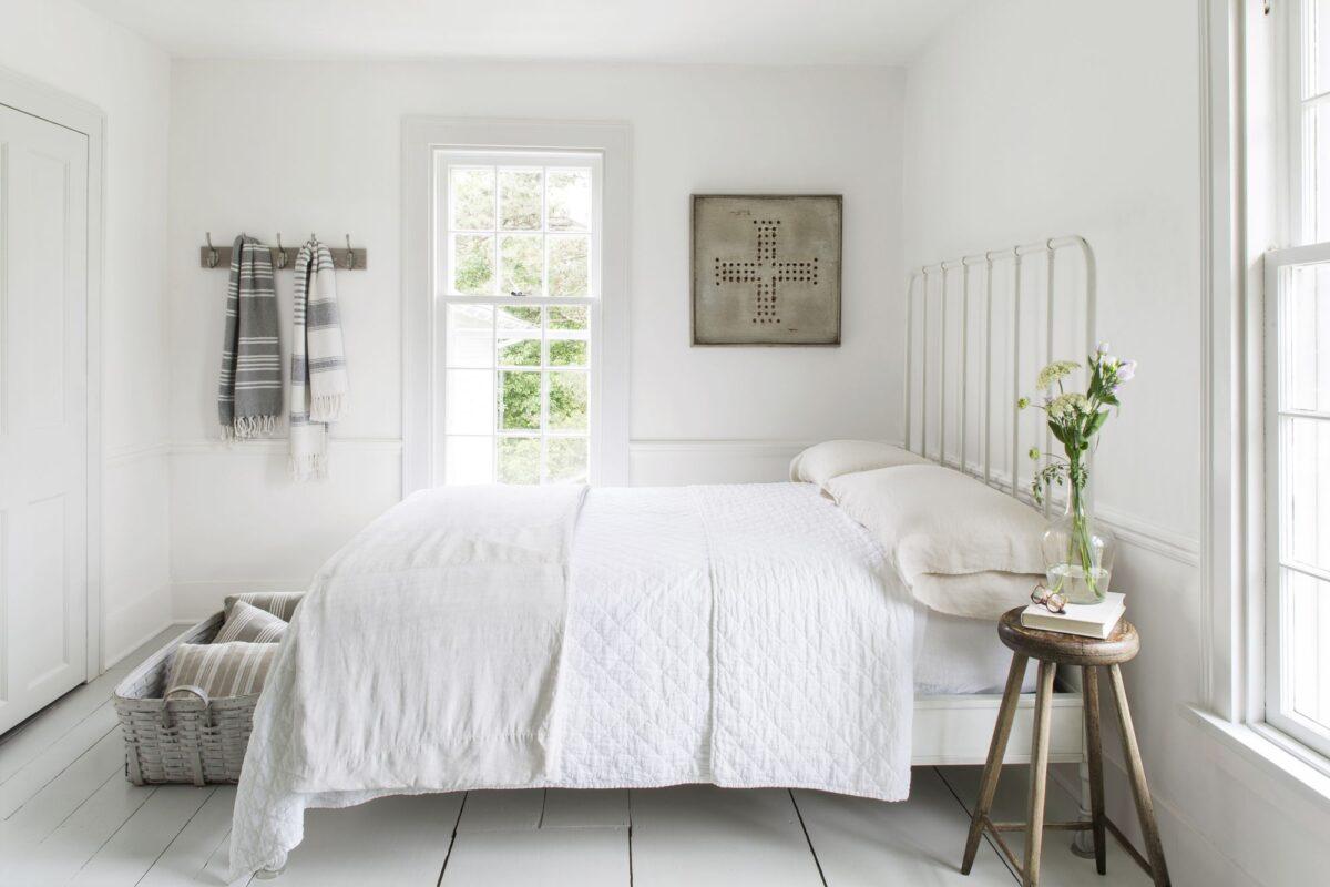 Colori neutri pareti camera da letto: 10 idee e foto