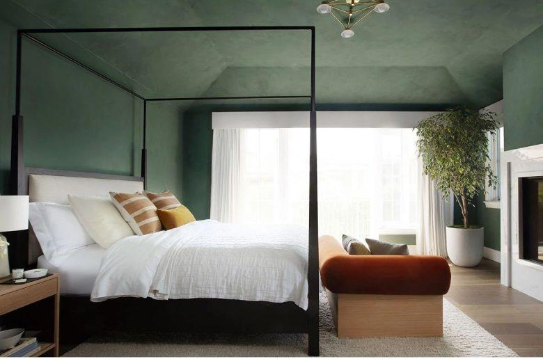 pareti-verde-oliva-camera-da-letto-10-idee-e-foto-10