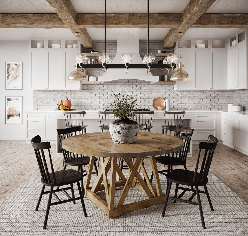 tavolo-rotondo-cucina-rustica