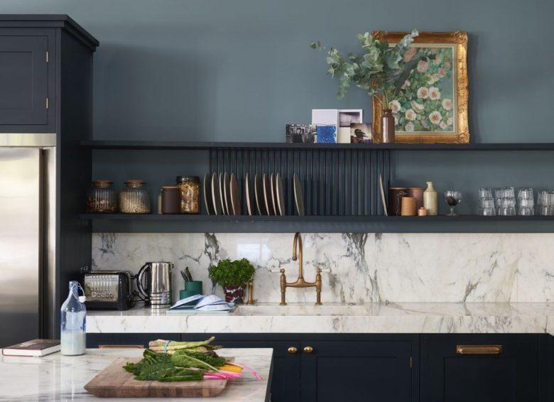 cucina-pareti-color-petrolio