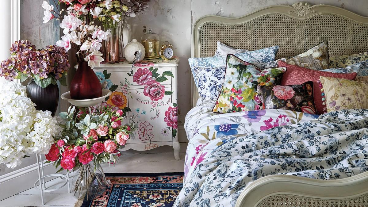Cuscini per abbellire il letto: 10 idee e foto