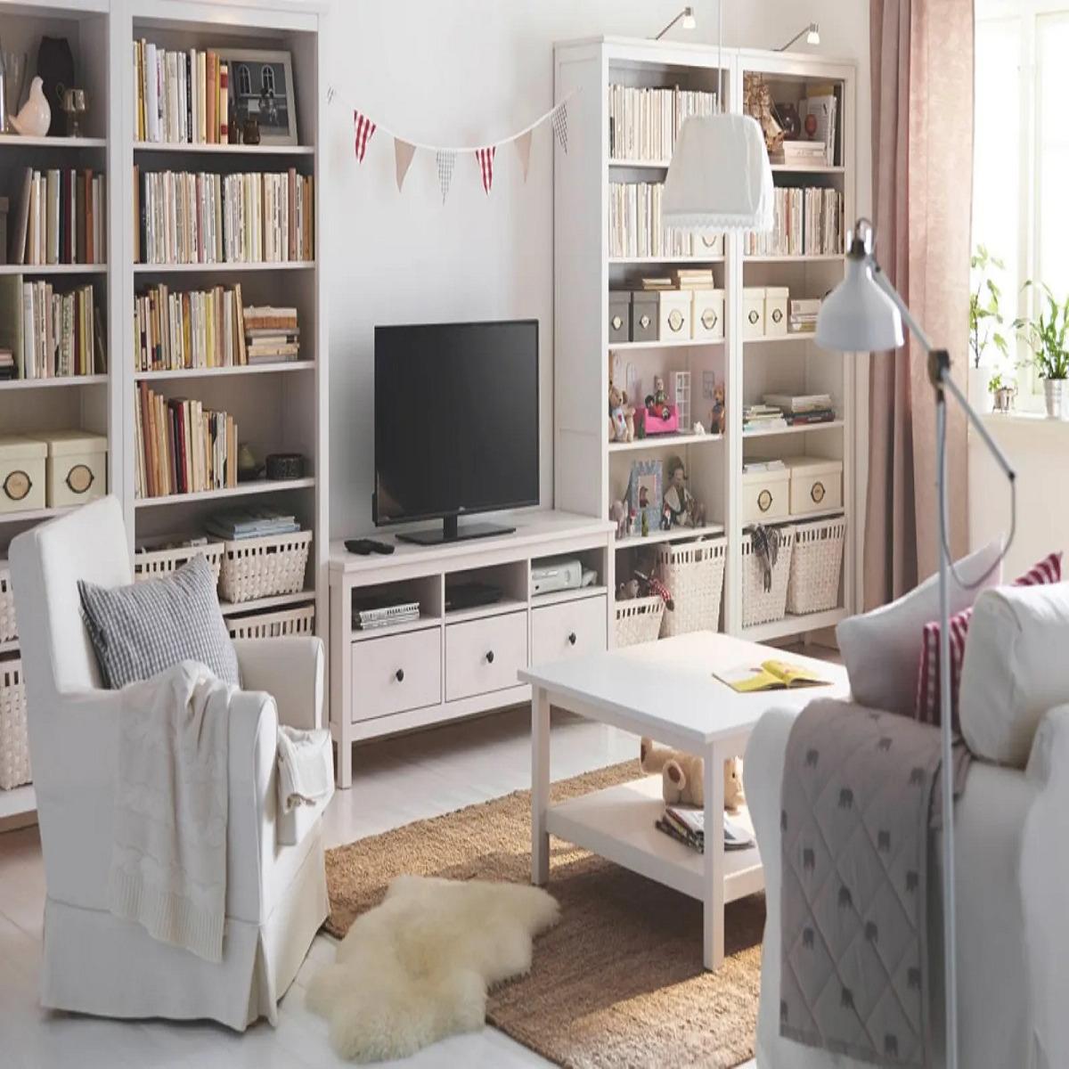 Mobile per sala IKEA: 10 idee e foto